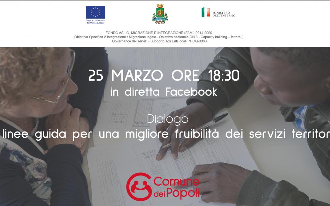 Evento | Dialogo Comune dei Popoli